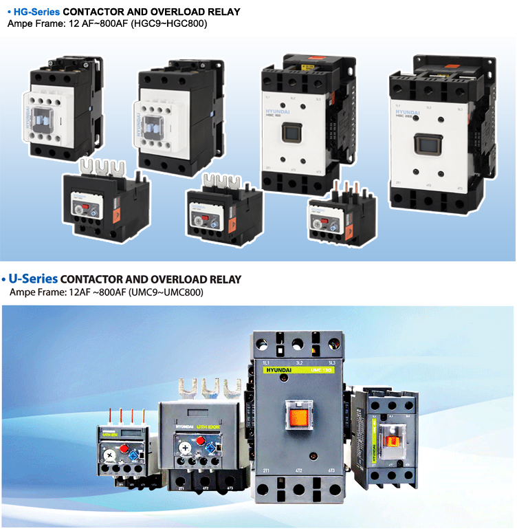 MC - Magnetic Contactor