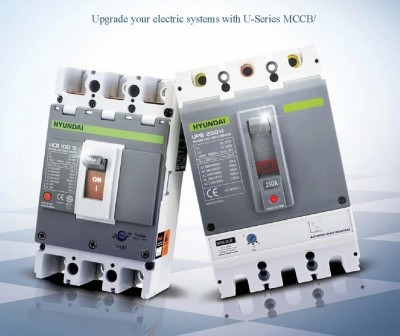 MCCB - Molded Case Circuit Breaker